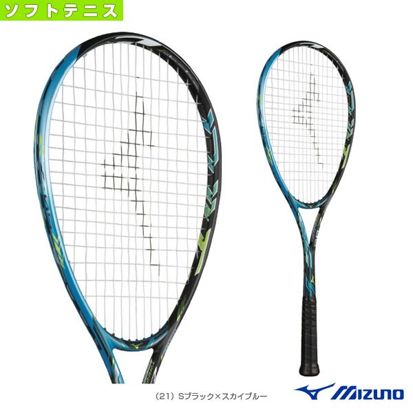 ジスト Z-05/XYST Z-05(63JTN83621)《ミズノ ソフトテニス ラケット》軟式(後衛向き)