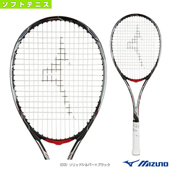 DI-T100/ディーアイティー100(63JTN843)《ミズノ ソフトテニス ラケット》軟式ラケット軟式テニスラケットコントロール