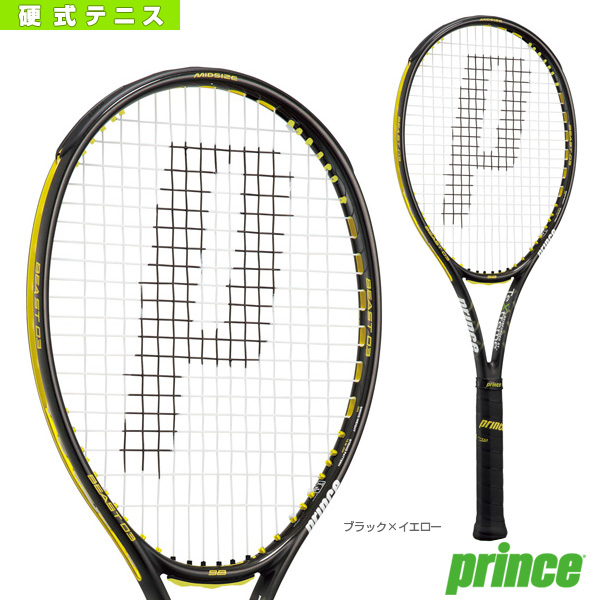 BEAST O3 98/ビースト オースリー 98(7TJ066)《プリンス テニス ラケット》硬式テニスラケット硬式ラケット