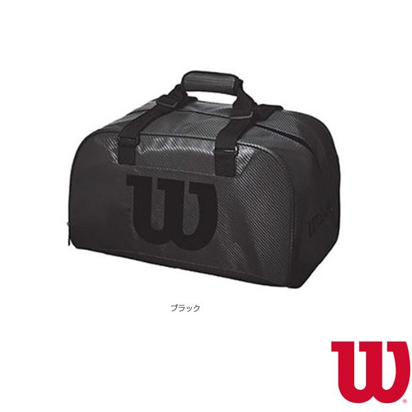 2966766a43c5 WILSON BLACK DUFFEL SMALL BLACK EDITION  Wilson black duffel S black  edition (WRZ842891)    Wilson tennis bag