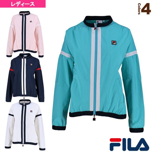 ウィンドアップジャケット/レディース(VL1750)《フィラ テニス・バドミントン ウェア(レディース)》