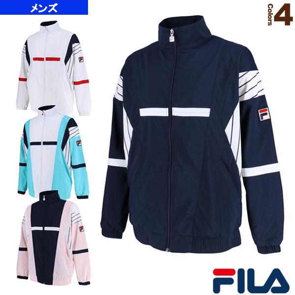 ウィンドアップジャケット/メンズ(VM5355)《フィラ テニス・バドミントン ウェア(メンズ/ユニ)》