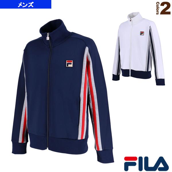 トラックジャケット/メンズ(VM5358)《フィラ テニス・バドミントン ウェア(メンズ/ユニ)》