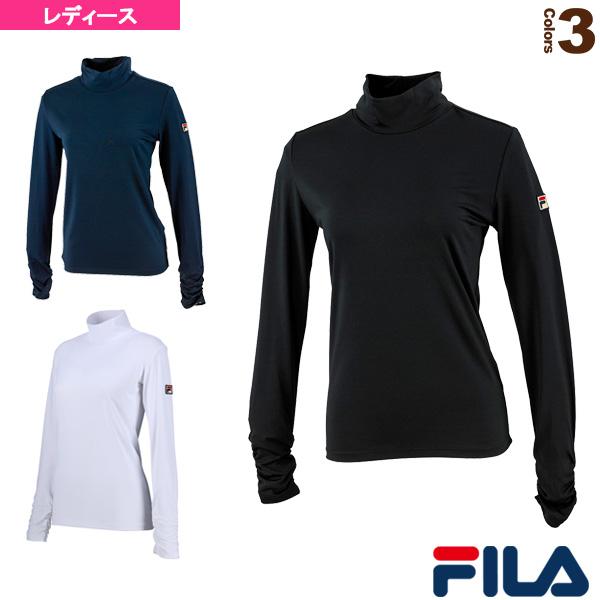 ロングスリーブシャツ/レディース(VL8006)《フィラ オールスポーツ アンダーウェア》