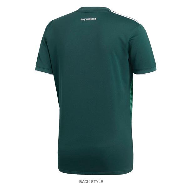 Mexican representative home replica uniform short sleeves   men (DSZ93)    Adidas  soccer wear (men s   uni-)    3d2369dba