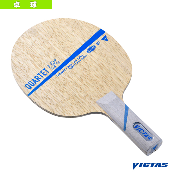QUARTET LFC/カルテット LFC(028505)《ヴィクタス 卓球 ラケット》