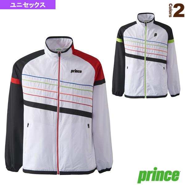 ウィンドジャケット/ユニセックス(TMU643T)《プリンス テニス・バドミントン ウェア(メンズ/ユニ)》テニスウェア男性用チームウェア