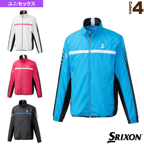 ヒートナビジャケット/ツアーライン/ユニセックス(SDW-4840)《スリクソン テニス・バドミントン ウェア(メンズ/ユニ)》