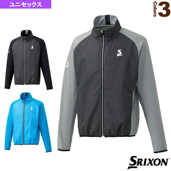 ハイブリッドジャケット/ツアーライン/ユニセックス(SDW-4841)《スリクソン テニス・バドミントン ウェア(メンズ/ユニ)》テニスウェア男性用