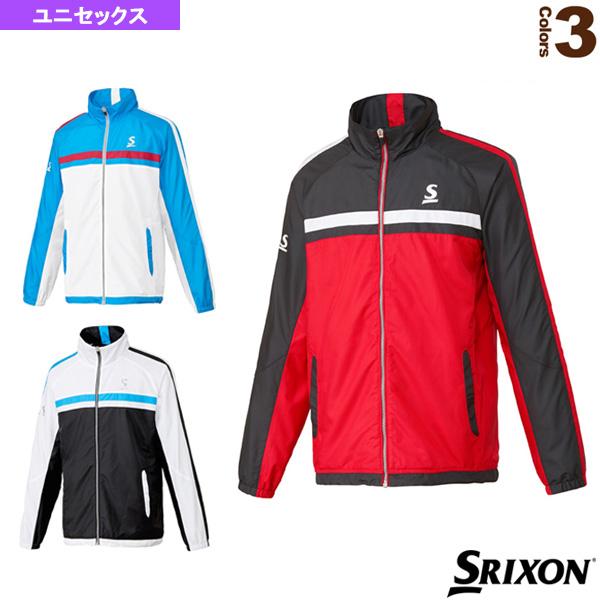 ウィンドジャケット/クラブライン/ユニセックス(SDW-4842)《スリクソン テニス・バドミントン ウェア(メンズ/ユニ)》