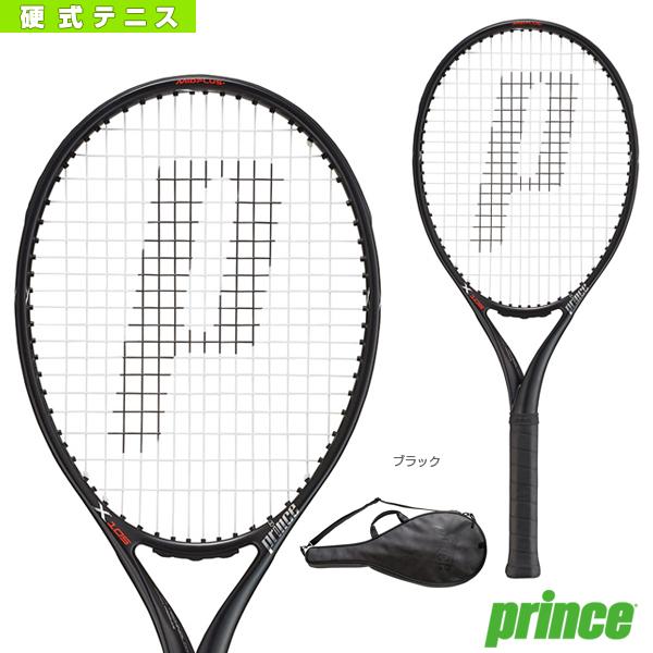 Prince X105/エックス105/290g/右利き用(7TJ081)《プリンス テニス ラケット》硬式テニスラケット硬式ラケット