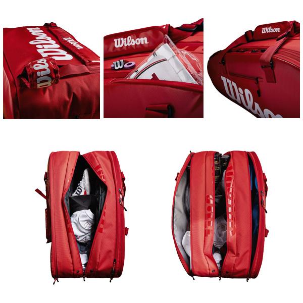 51b239c731e2 Tennis Badminton Luckpiece  Packable 15 SUPER TOUR 3 COMP ...