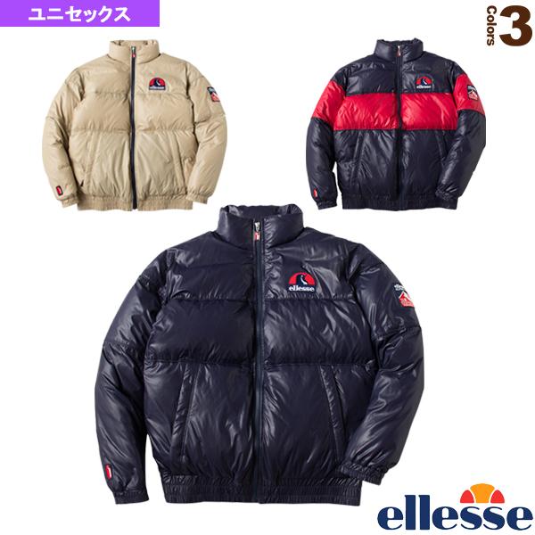 ヘリテージ エンブレムダウンジャケット/Emblem Down Jacket/ユニセックス(EH58301)《エレッセ テニス・バドミントン ウェア(メンズ/ユニ)》