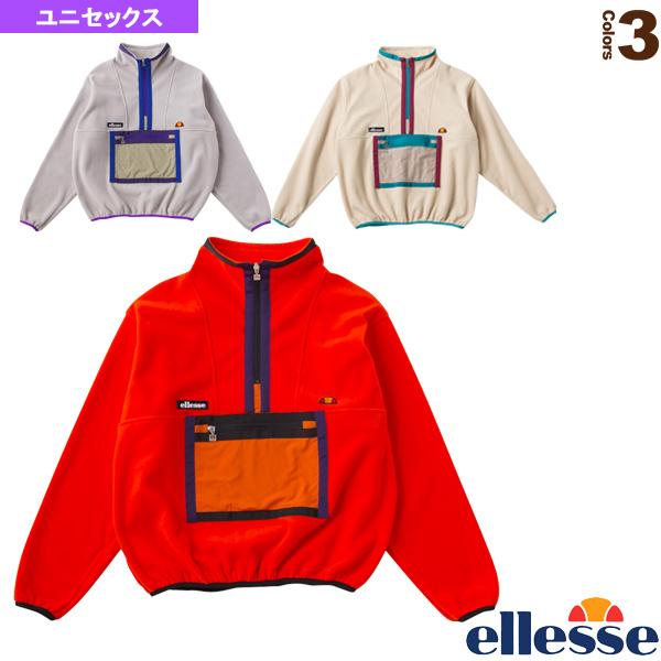 ヘリテージ フリースプル/Fleece Pull/ユニセックス(EH78303)《エレッセ テニス・バドミントン ウェア(メンズ/ユニ)》