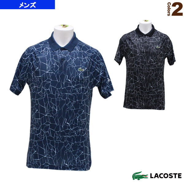 NOVAK DJOKOVIC/POLOS/ポロシャツ/メンズ(DH9456L)《ラコステ テニス・バドミントン ウェア(メンズ/ユニ)》