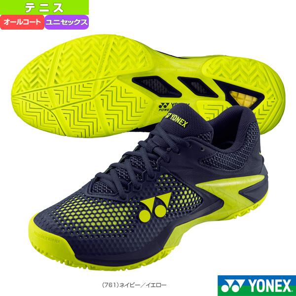 パワークッションエクリプション2メン AC/POWER CUSHION ECLIPSION2 MEN AC/ユニセックス(SHTE2MAC)《ヨネックス テニス シューズ》オールコート用