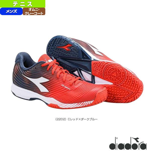 SPEED COMPETITION 4 SG/スピードコンペティション 4 SG/メンズ(172999)《ディアドラ テニス シューズ》オムニクレー用