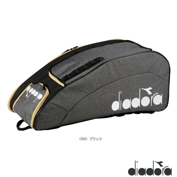 ラケットバッグ6(DTB8683)《ディアドラ テニス バッグ》