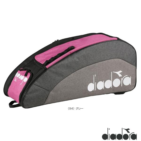 ラケットバッグ6(DTB8693)《ディアドラ テニス バッグ》