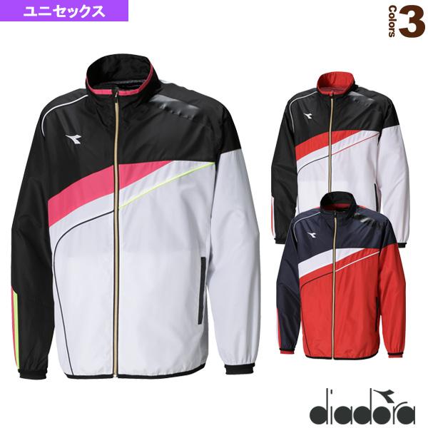 TEAM ウィンドジャケット/ユニセックス(DTW8187)《ディアドラ テニス・バドミントン ウェア(メンズ/ユニ)》