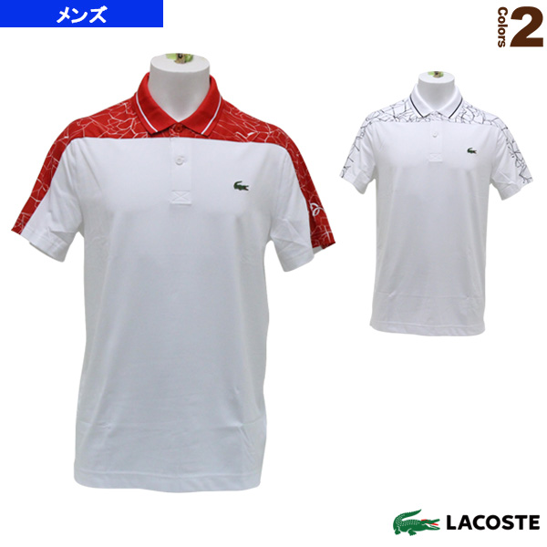 大流行中! NOVAK NOVAK DJOKOVIC/POLOS/ポロシャツ/メンズ(DH9481L)《ラコステ テニス・バドミントン ウェア(メンズ/ユニ)》, NEXT51:b3d1086a --- supercanaltv.zonalivresh.dominiotemporario.com