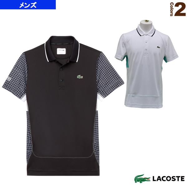TENNIS/POLOS/ポロシャツ/メンズ(DH9476L)《ラコステ テニス・バドミントン ウェア(メンズ/ユニ)》