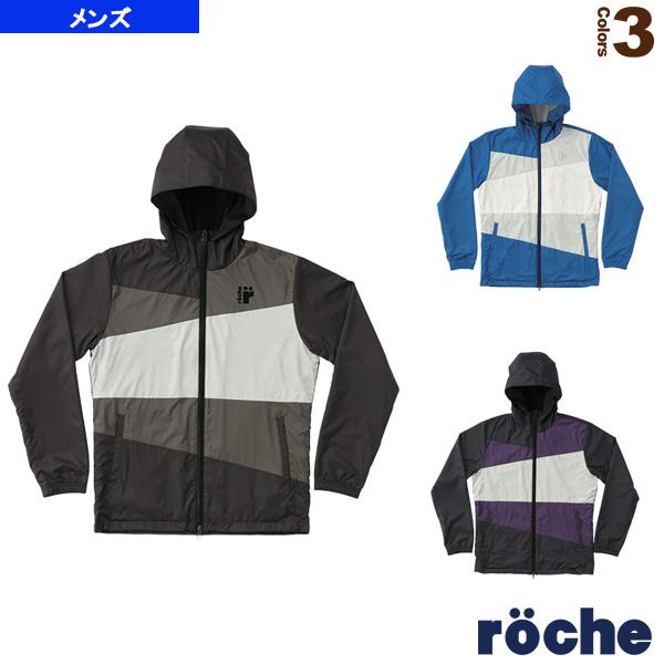 メンズフード付パーカー/メンズ(R8A07J)《ローチェ(roche) テニス・バドミントン ウェア(メンズ/ユニ)》