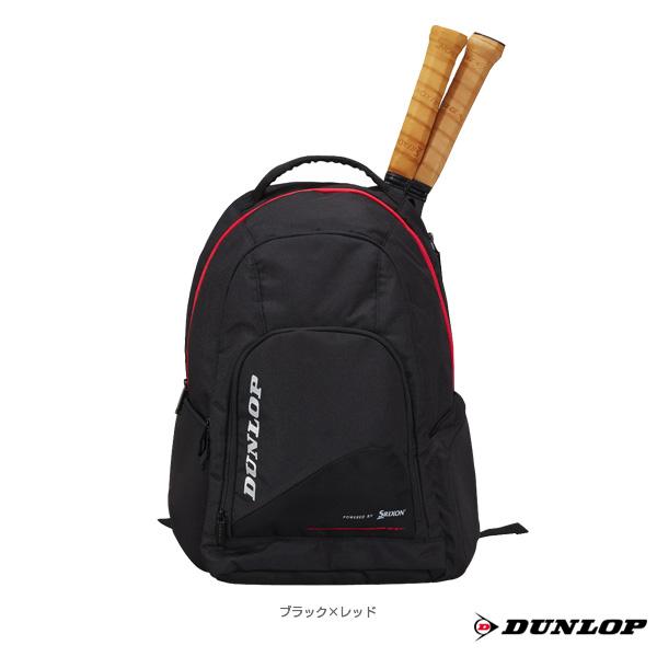バックパック/ラケット収納可(DPC-2984)《ダンロップ テニス バッグ》(ラケットバッグ)(リュック)