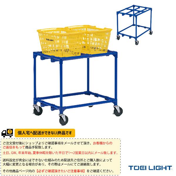 [送料別途]ボールキャリーSB6(B-2664)《TOEI(トーエイ) オールスポーツ 設備・備品》