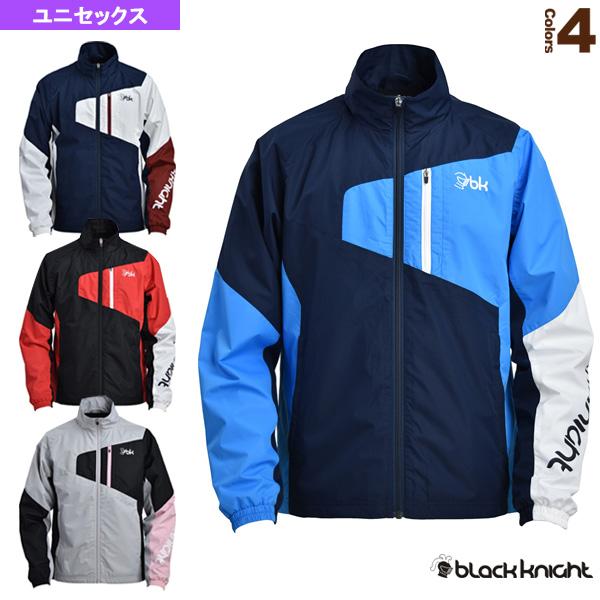 ウィンドアップジャケット/ユニセックス(T-8710)《ブラックナイト テニス・バドミントン ウェア(メンズ/ユニ)》