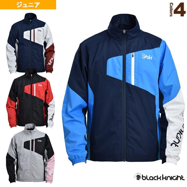 ウィンドアップジャケット/ジュニア(T-8710)《ブラックナイト テニス ジュニアグッズ》