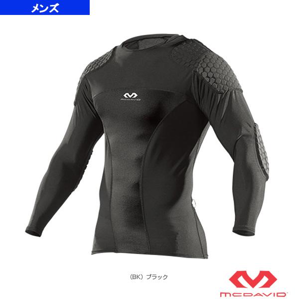 HEX GKシャツ ロング/ミドルサポートタイプ/メンズ(M7738)《マクダビッド オールスポーツ サポーターケア商品》