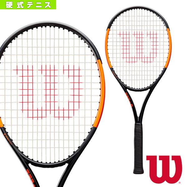 2019年02月上旬【予約】BURN 100LS/バーン 100LS(WR000211)《ウィルソン テニス ラケット》