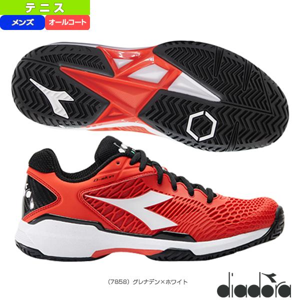 SPEED COMPETITION 5 AG/スピードコンペティション 5 AG/メンズ(174448)《ディアドラ テニス シューズ》オールコート用