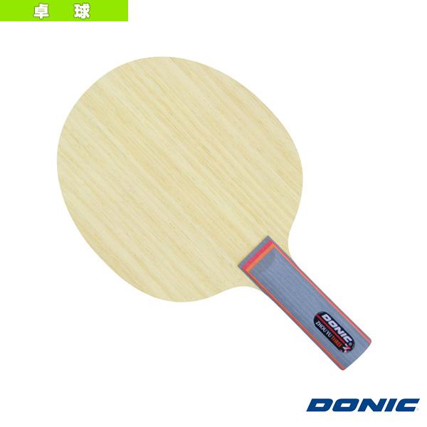 周雨 3/ストレート(BL151)《DONIC 卓球 ラケット》