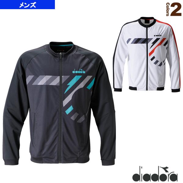 コンペティションジャケット/メンズ(DTT9130)《ディアドラ テニス・バドミントン ウェア(メンズ/ユニ)》