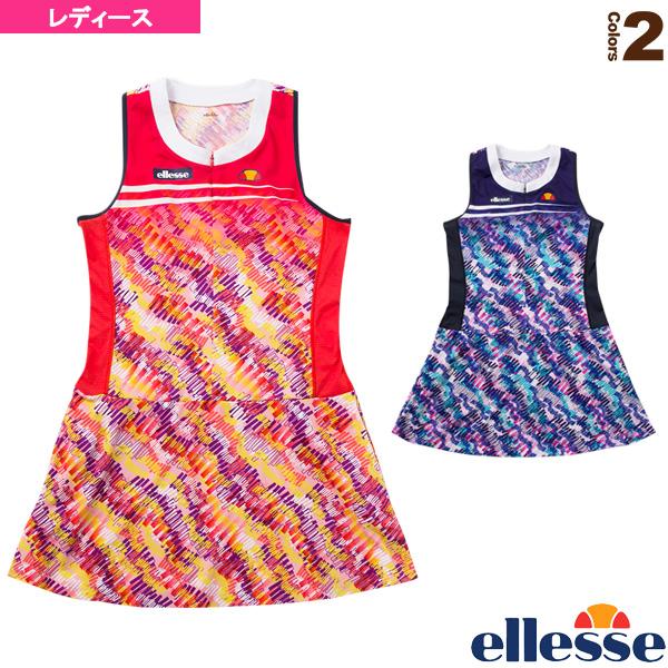 ツアードレス/Tour Dress/レディース(EW09100)《エレッセ テニス・バドミントン ウェア(レディース)》