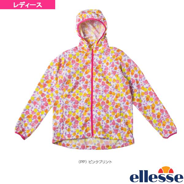 ダブルクロスフーディー(P)/Double Cloth Hoodie(P)/レディース(EW59103P)《エレッセ テニス・バドミントン ウェア(レディース)》