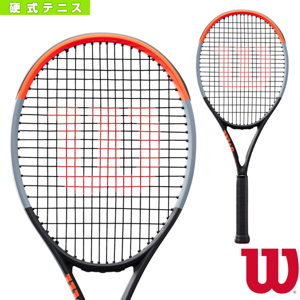 CLASH 100/クラッシュ 100(WR005611)《ウィルソン テニス ラケット》