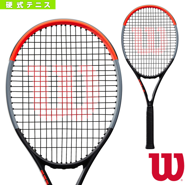 CLASH 100 TOUR/クラッシュ 100 ツアー(WR005711)《ウィルソン テニス ラケット》