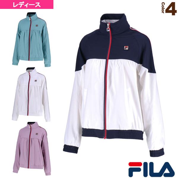 ウィンドアップジャケット/レディース(VL1910)《フィラ テニス・バドミントン ウェア(レディース)》
