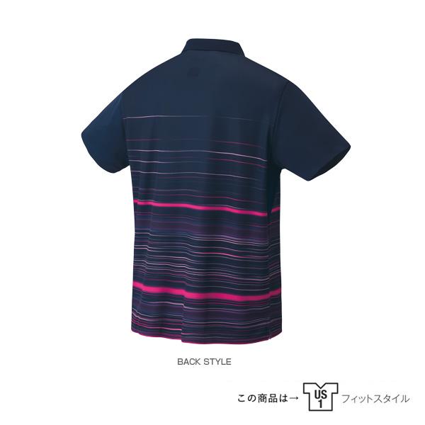 3ce544113eb23 ゲームシャツ/フィットスタイル/メンズ(10282)《ヨネックス テニス・バドミントン ウェア