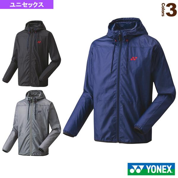 ウォームアップパーカー/ユニセックス(50076)《ヨネックス テニス・バドミントン ウェア(メンズ/ユニ)》