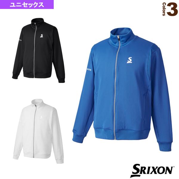 ライトジャケット/ツアーライン/ユニセックス(SDF-5900)《スリクソン テニス・バドミントン ウェア(メンズ/ユニ)》