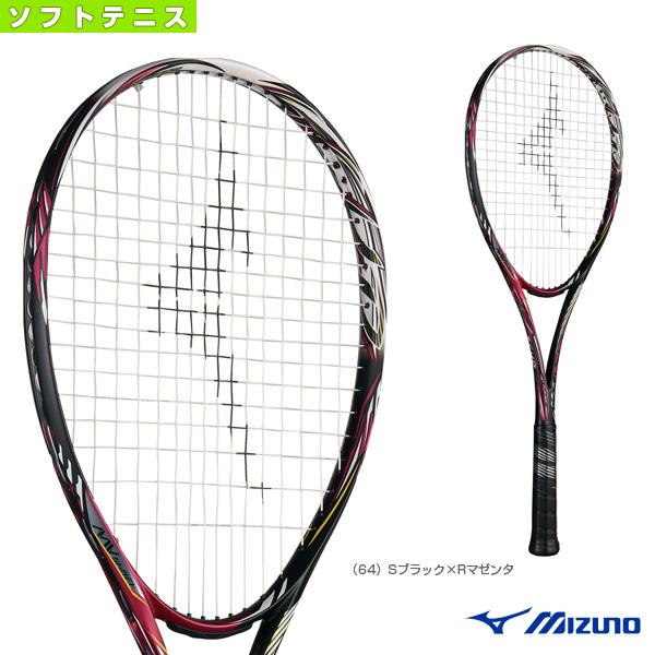 SCUD 05-R/スカッド05アール(63JTN955)《ミズノ ソフトテニス ラケット》軟式(前衛向き)