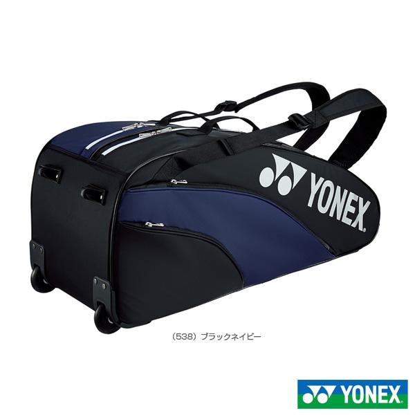 ラケットバッグ/キャスター付/テニス6本用(BAG1932C)《ヨネックス テニス バッグ》