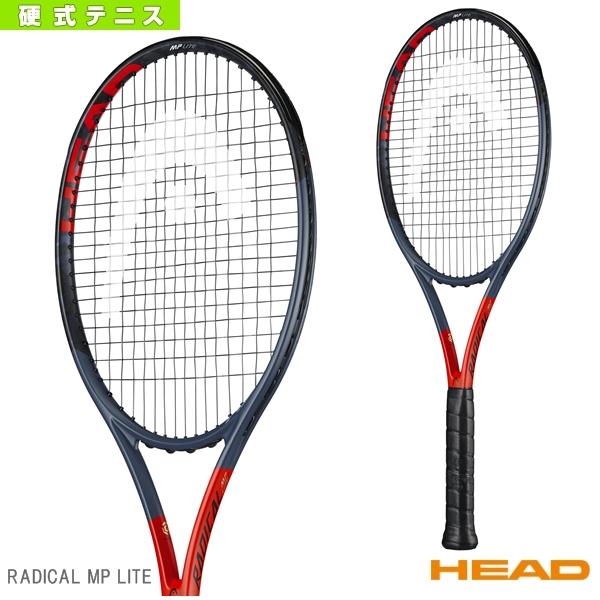 Graphene 360 RADICAL MP LITE/グラフィン360 ラジカル エムピーライト(233929)《ヘッド テニス ラケット》硬式