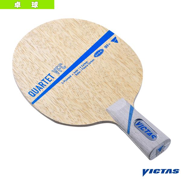 QUARTET VFC/カルテット VFC/中国式ペン(028403)《ヴィクタス 卓球 ラケット》