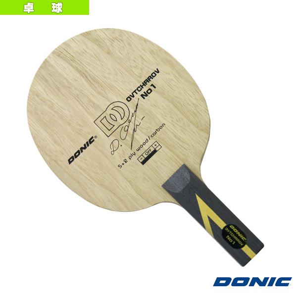 オチャロフ No.1/ストレート(BL171FL)《DONIC 卓球 ラケット》