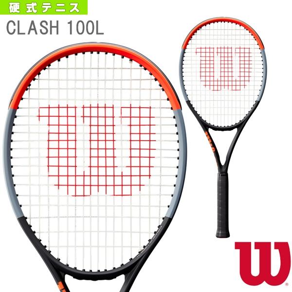 CLASH 100L/クラッシュ 100L(WR008711)《ウィルソン テニス ラケット》